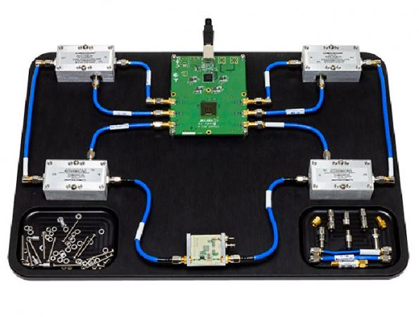 Mini-Circuits and Vayyar team up on RF educational kits
