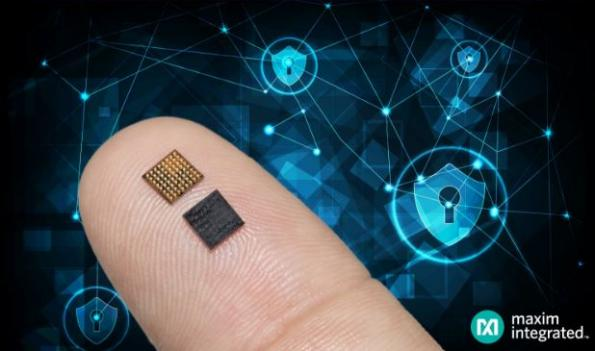 4.34x4.34mm MCU combines cryptography, secure key storage and tamper detection