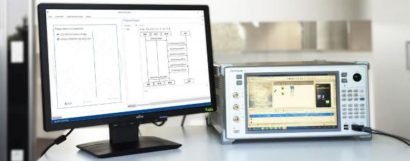 eSIM OTA test solution verification supports ERA-GLONASS