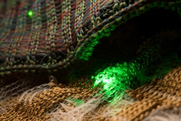 MIT extrudes electronic-laden fibres for fabric-based wearables