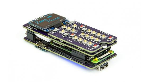 Open source smartphone for $50 based on Raspberry Pi, Linux