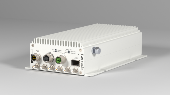 Access point combines Wi-Fi, Ethernet and MU-MIMO for transport applications