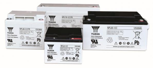 Fire retardant industrial batteries have a 10-12year service life