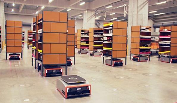 Warehouse robotics startup raises record funds
