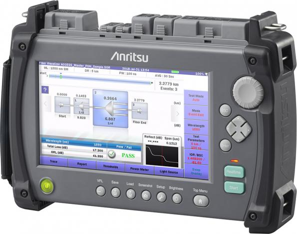 Handheld testers simplify verification of fiber