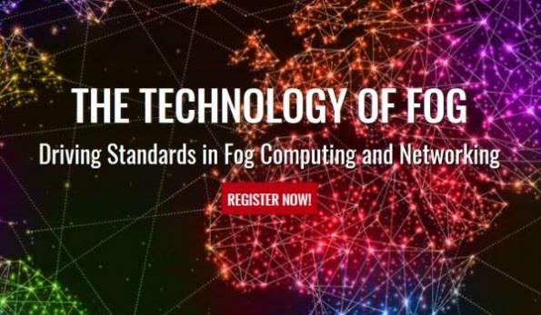 Autonomous robots to map venue at fog computing conference