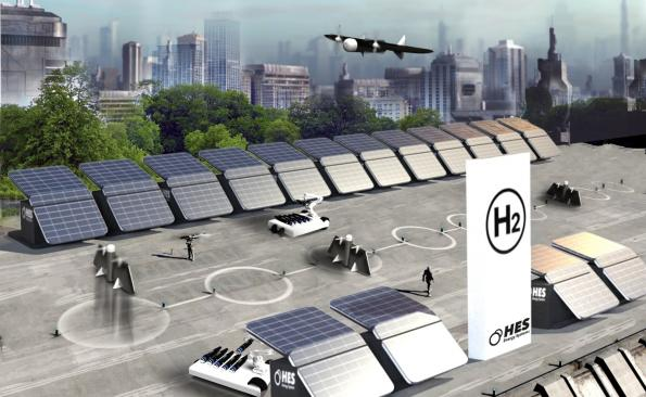 French project to boost hydrogen fuel cells in aircraft