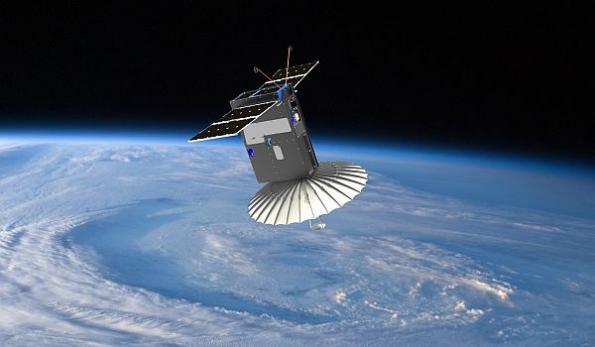NASA testing nanosatellites to track global storms