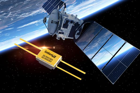 Rad-hard precision current sources to feed satellites' resistive sensors