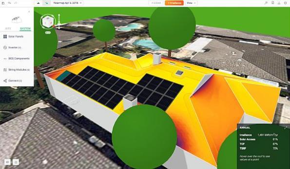 Multi-megawatt PV design boost