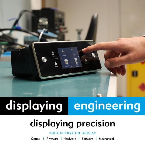 About custom display design