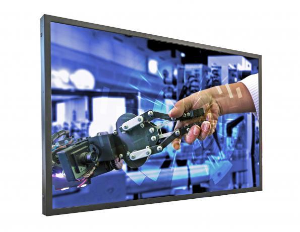 "Distec expands POS-Line with UHD monitor Brilan 4k 75"""