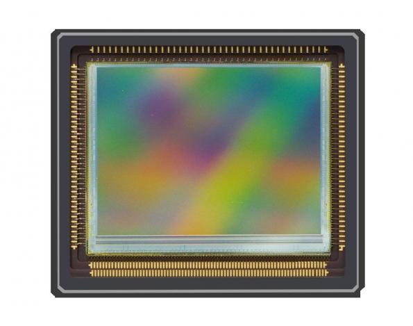 65MP global shutter CMOS image sensor targets industrial inspection