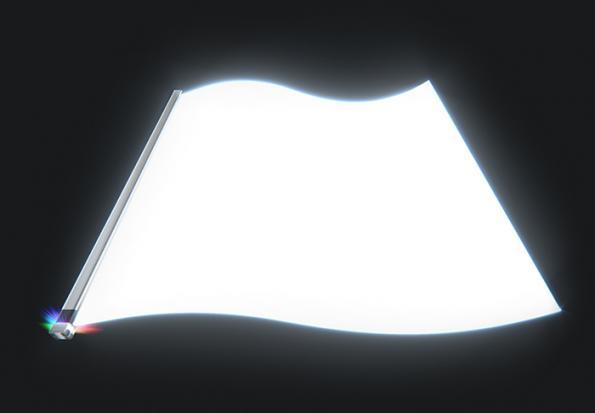 FLEx Lighting raises money for low power display backlighting