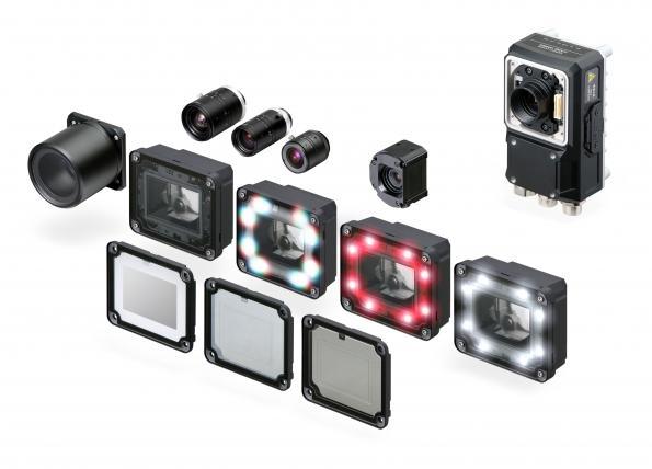 Smart camera combines multi-colour light and 12Mpixel sensor