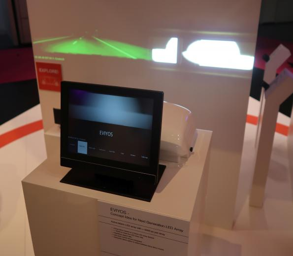 Osram aims for 10,000s of individually addressable pixels in one LED
