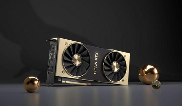Nvidia unveils world's most powerful desktop GPU