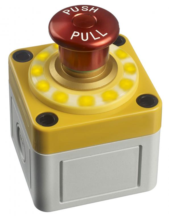 APEM's LED indicators for machine controls now at TTI