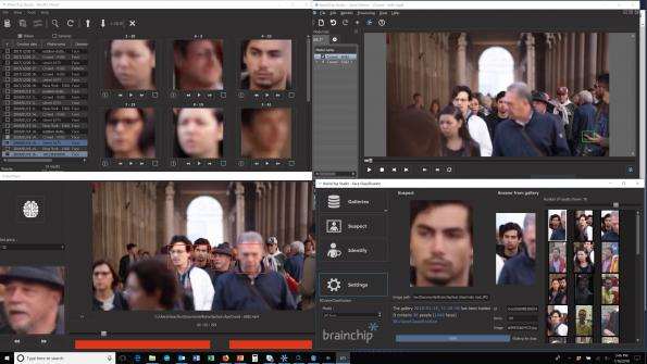 AI-powered video analysis software improves facial classification accuracy