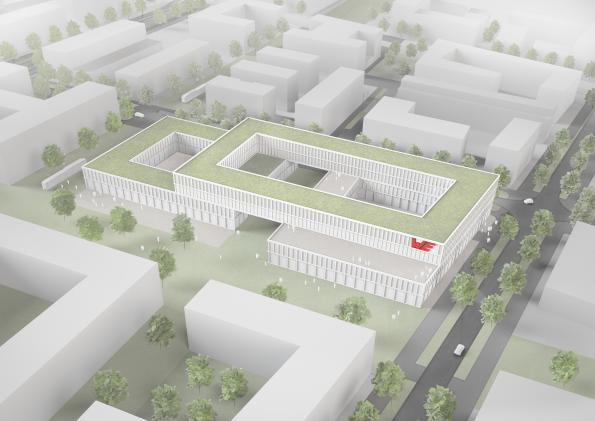 Würth Elektronik eiSos to build 13,700 m² of office and lab space in Munich