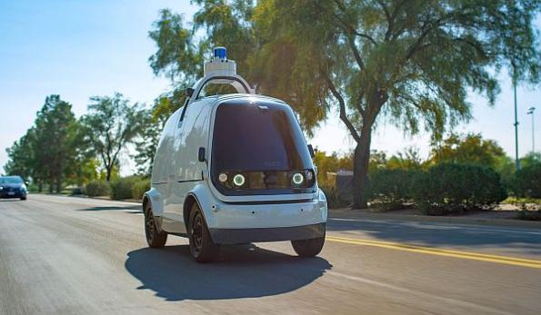 First driverless delivery service launches for general public