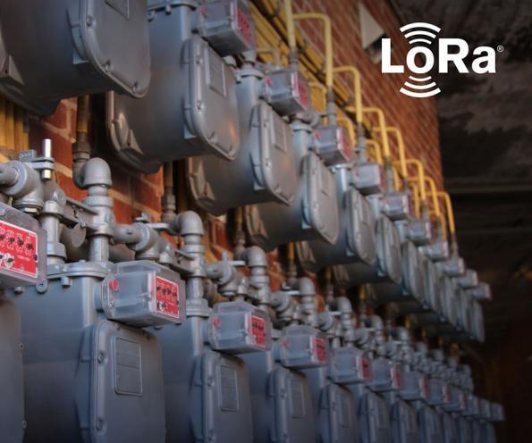 Lemonbeat uses Semtech's LoRa technology utility metering