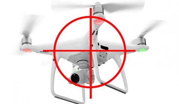 Anti-drone market driven by security breaches, illicit activities