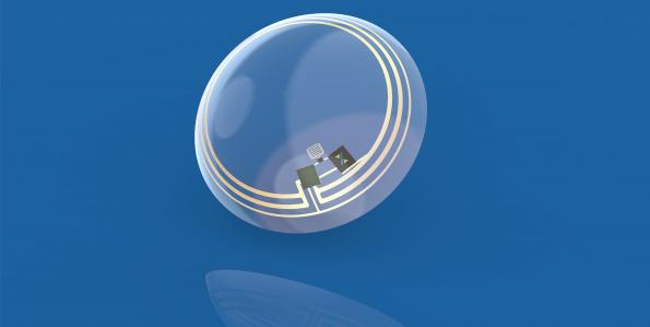 Solid state battery is small enough for medical implants