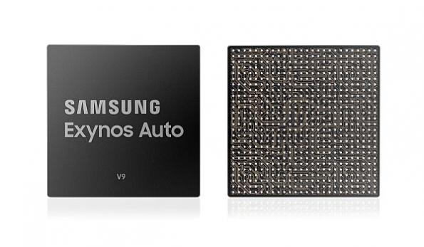 First Samsung Exynos processor targeted at automotive application