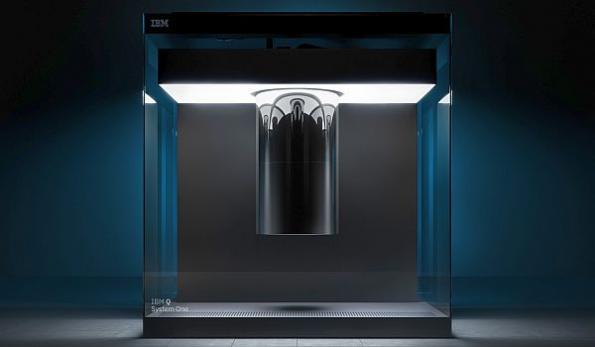 IBM unveils commercial quantum computer