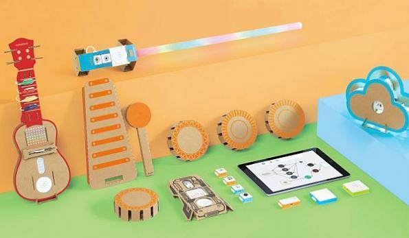 STEAM education kit aims to unleash kids' artistic creativity