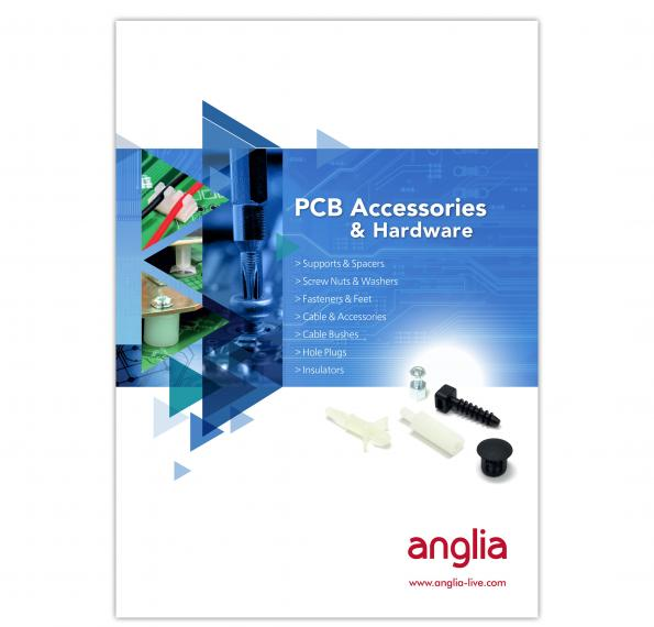 PCB hardware book contains thousands of parts