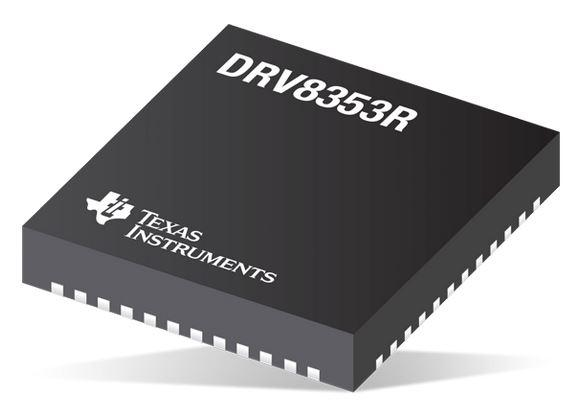 TI's 3-phase BLDC smart gate drivers at Mouser
