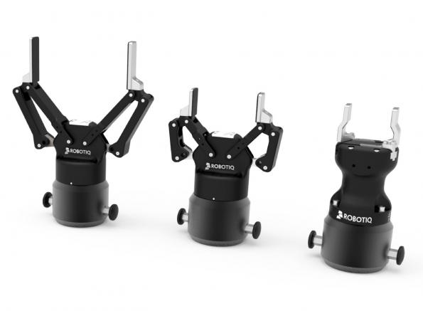 Robot grippers are ROS 2.0 native