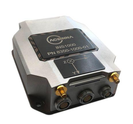 Multi-constellation 9 DoF inertial sensor is centimeter accurate