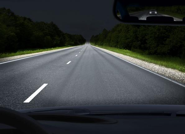 Blue multi-mode laser diodes to boost cars' high beams