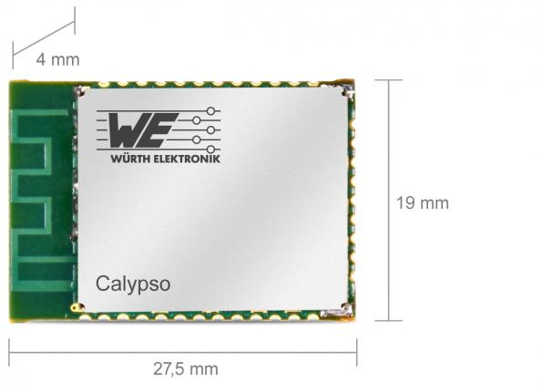Certified WiFi module is ideal for industrial applications