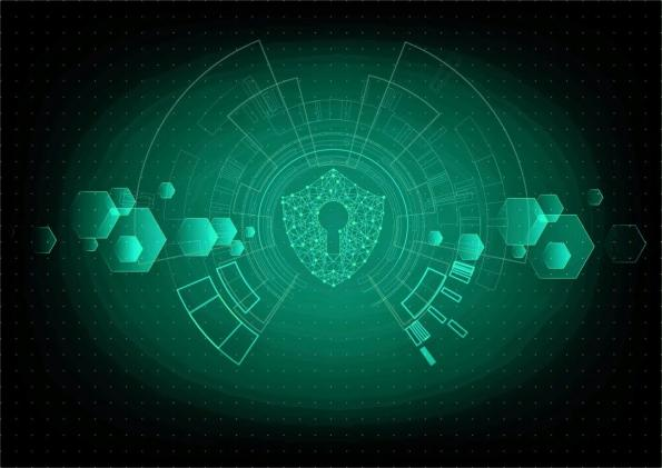 Cybersecurity specification secures sensitive functions in a virtualized environment