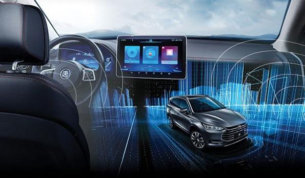 China's BYD selects ADI's A2B and SHARC solutions