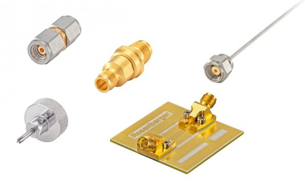Precision connectors specified up to 90 GHz