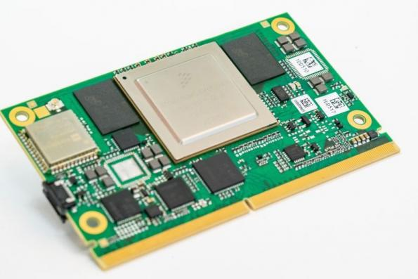 SMARC 2.0 module built around ARM Cortex A72/A53 processors