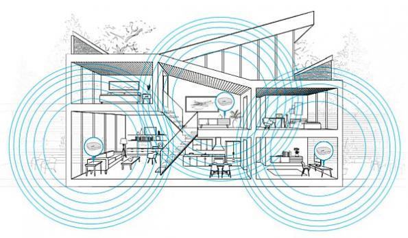Amazon buys smart home Wi-Fi startup