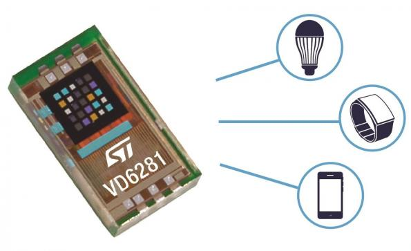 Multi-spectral ambient light sensor detects LED flicker