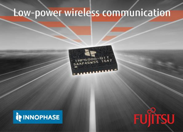 Fujitsu Electronics Europe extends portfolio with low-power WiFi components