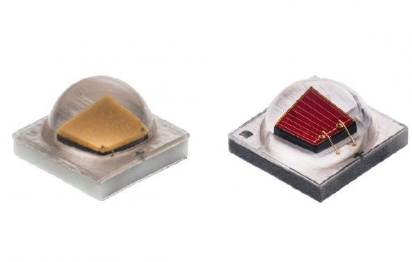 Cree claims 68% higher performance with red and far red LEDs