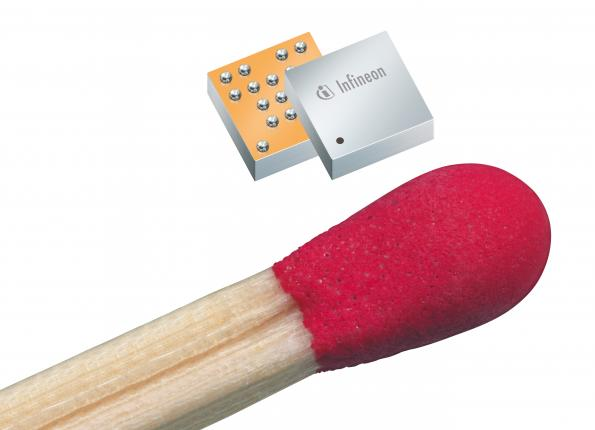 eSIM chip targets mobile consumer devices