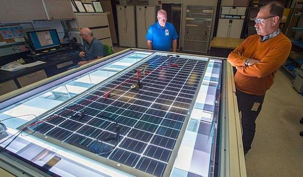 NREL slashes uncertainty rate for PV power measurement
