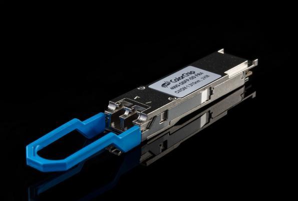 ColorChip tests next-generation 400G QSFP-DD FR4 optical transceiver