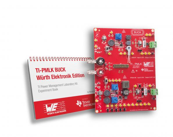 Inductors learning kit lets you probe the impact of magnetics