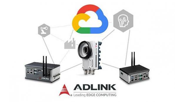 Adlink partners with Google Cloud IoT